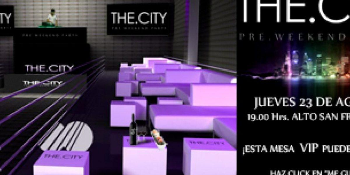 El glamour llega a Santiago y Publimetro te invita a THE CITY PARTY