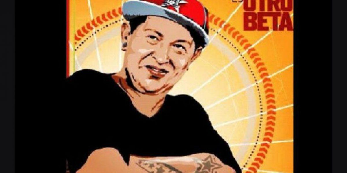 [FOTOS] Hugo Chávez lanza campaña al más puro estilo reggaetonero