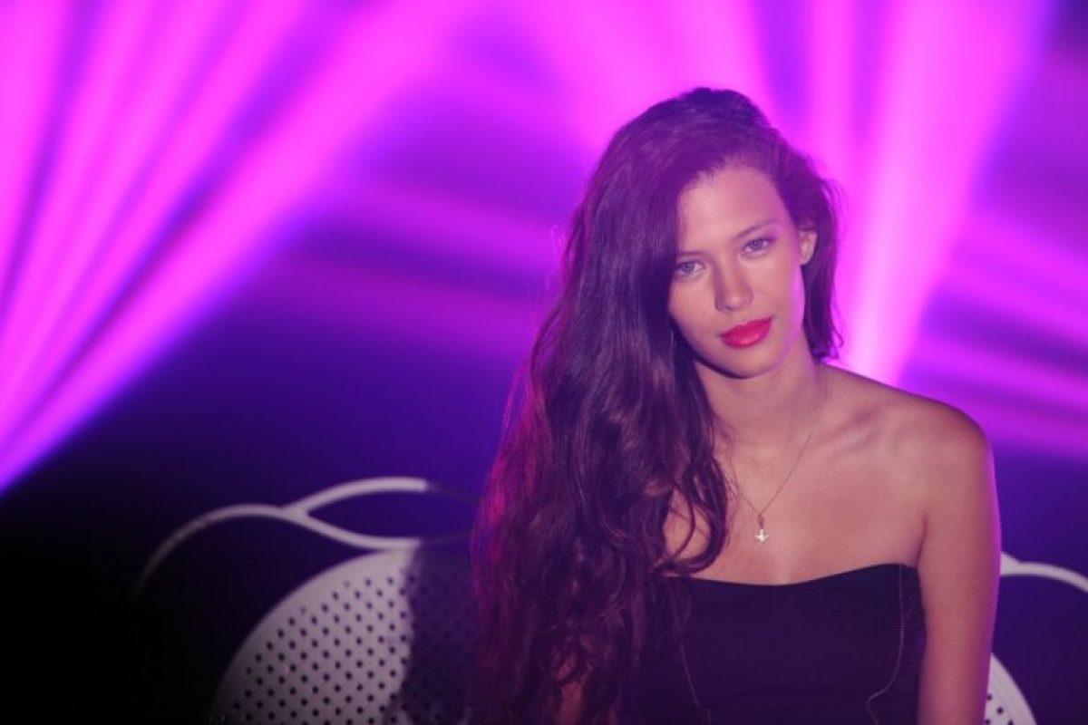 Michelle Carvalho: Brasileña. Ex chica reality, modelo y ex pareja de José Luis Bibbó y Alexis Sánchez. Foto:Canal 13. Imagen Por: