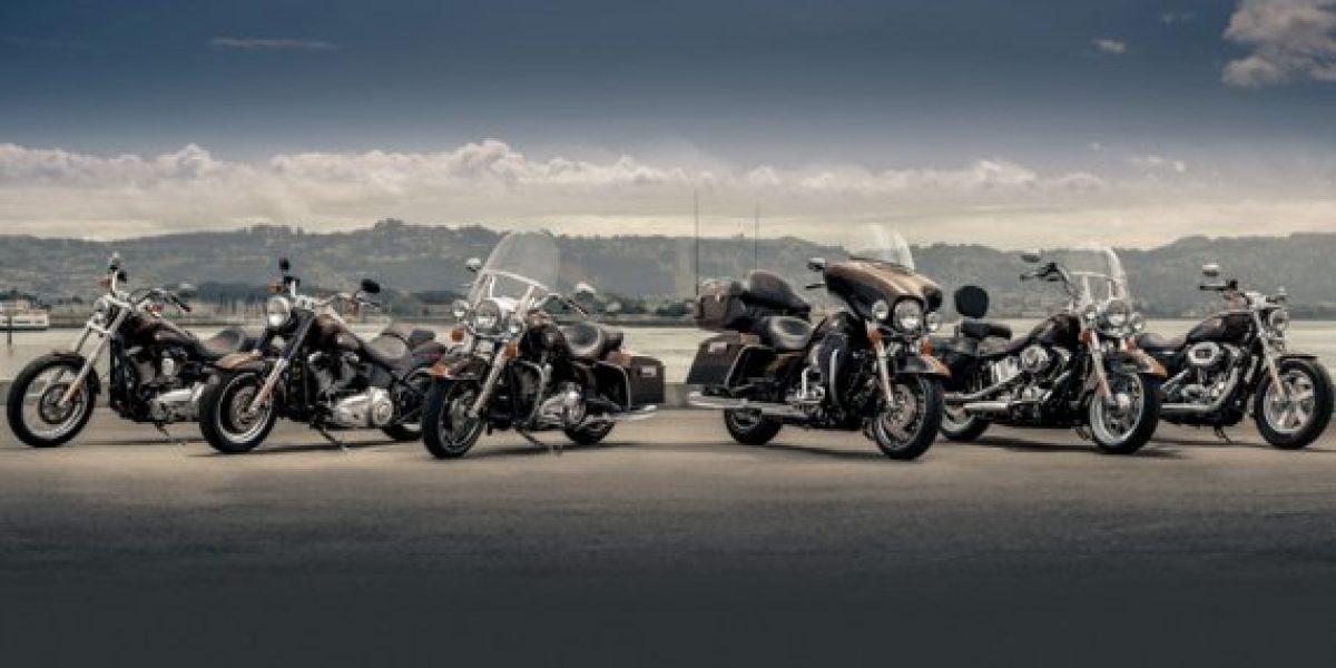 FOTOS: Las novedades que nos presentará Harley Davidson para el 2013