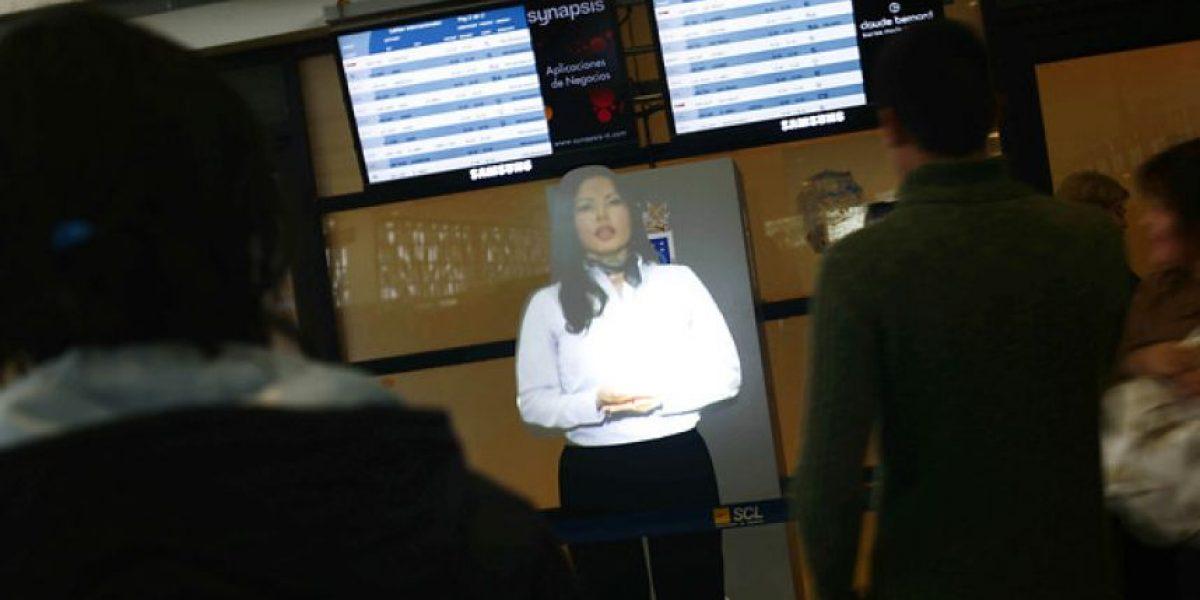 [FOTOS] Pasajeros del aeropuerto ahora son ayudados por esta