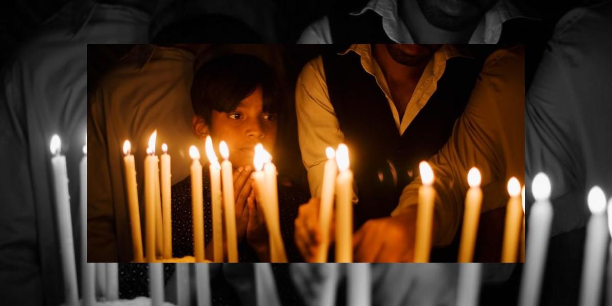 Indignación y conmoción existe en Pakistán tras el hallazgo del cadáver quemado de un niño