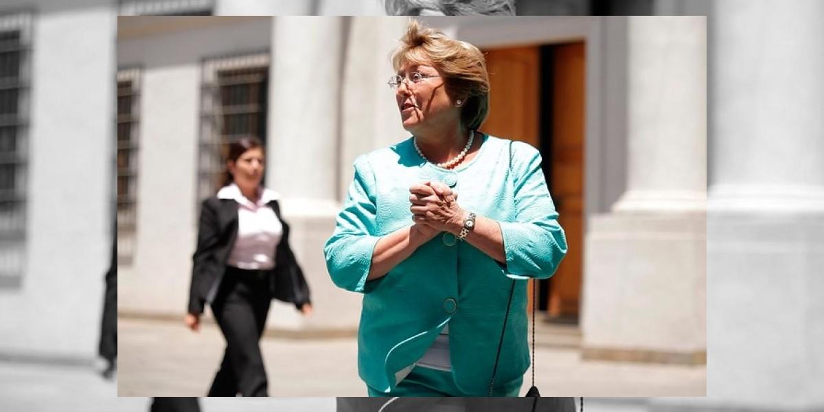 Estudio: Bachelet la más