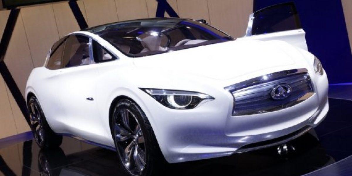 Mercedes e infiniti se harían socios