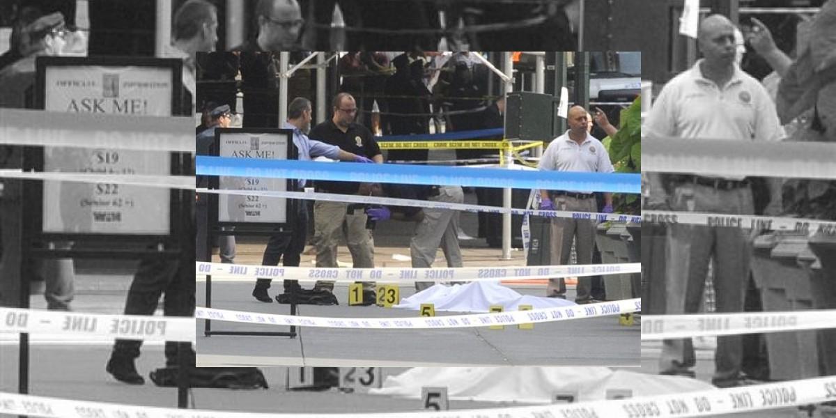 [VIDEOS] Tiroteo en EE.UU: Autor mató  a un antiguo compañero de trabajo