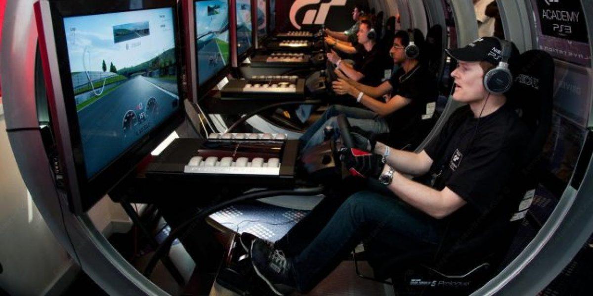 Comenzó la GT Academy European Race Camp 2012