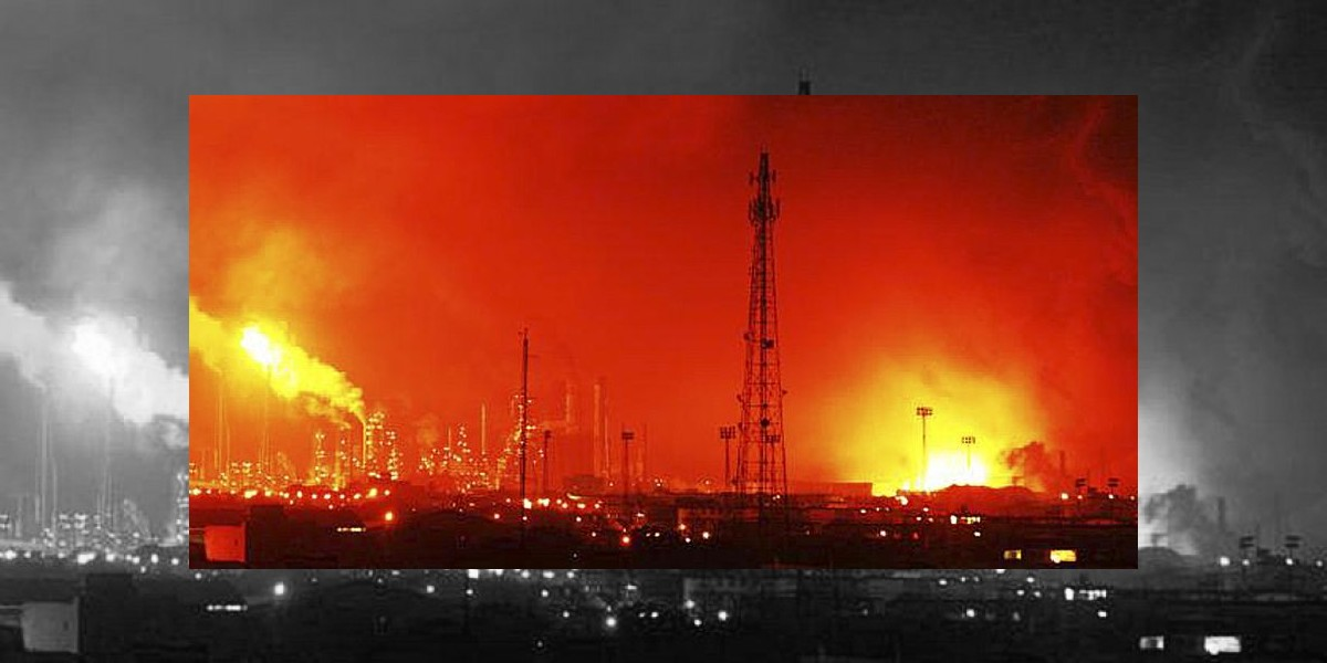 Explosión en refinería de Venezuela deja 24 muertos y 53 heridos