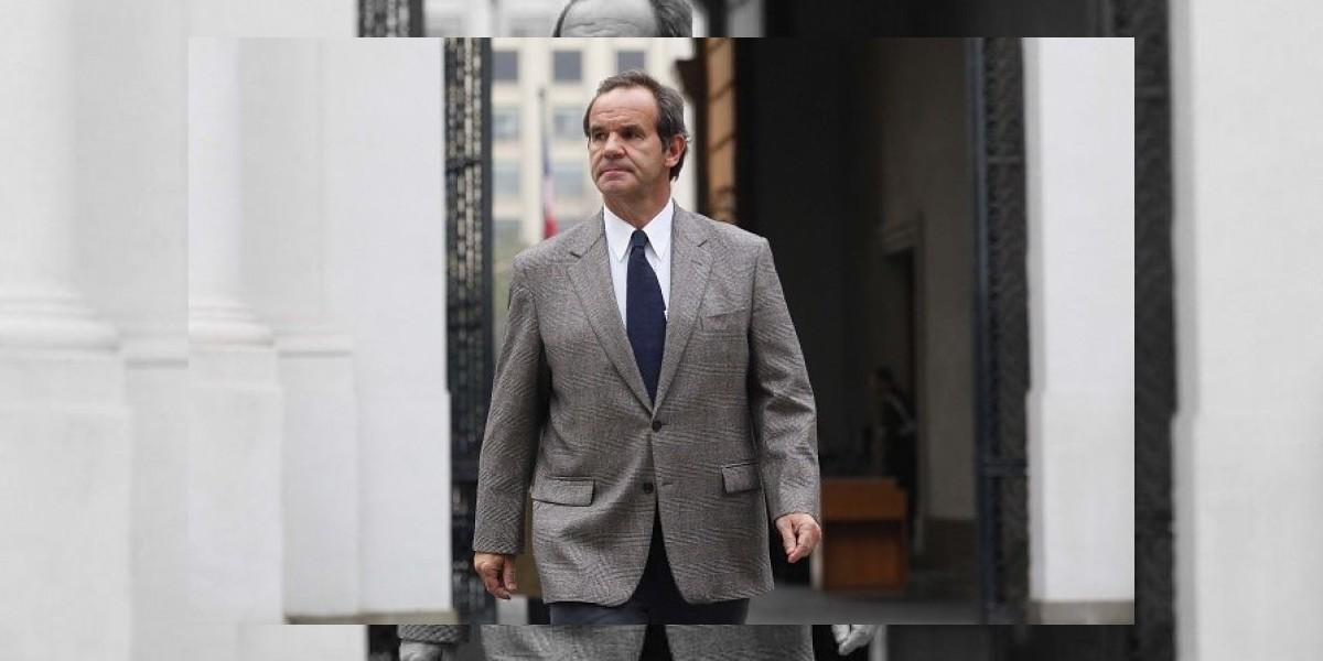 Ministro Allamand confía en la opción de enfrentar a Bachelet en las presidenciales