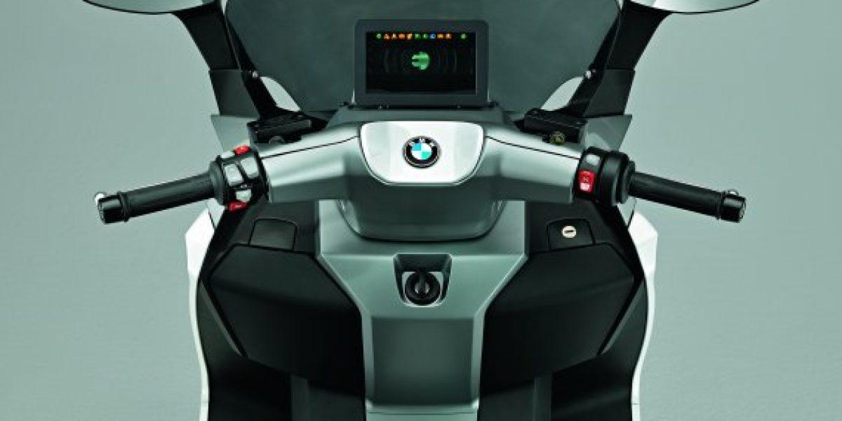 FOTOS: BMW C Evolution: Los voltios que ya vienen