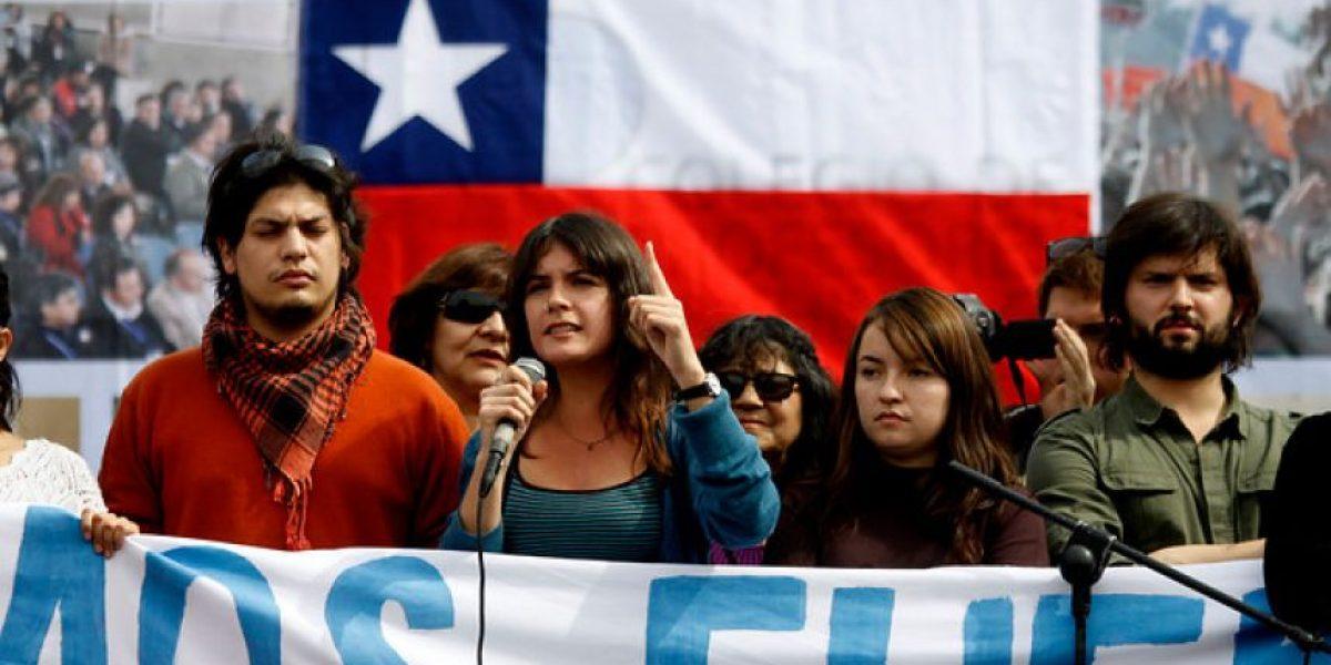 Revive el Minuto a Minuto de la marcha estudiantil