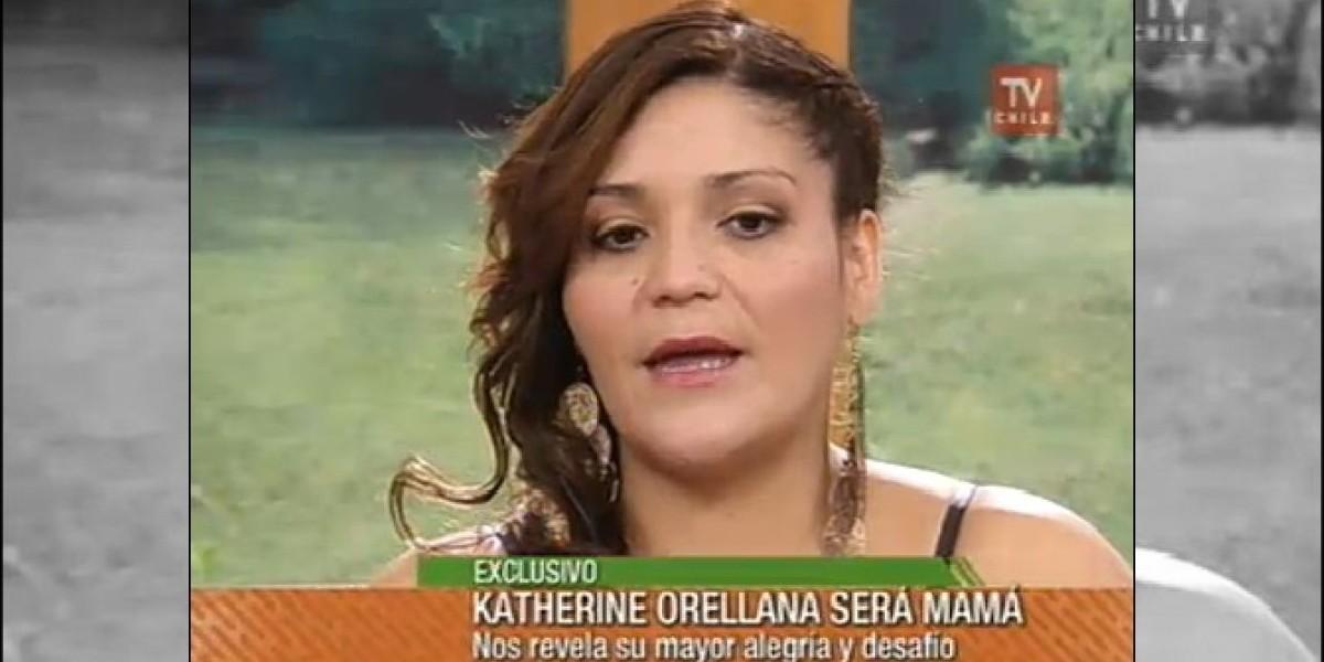 Katherine Orellana cuenta cómo ha enfrentado su embarazo como madre soltera