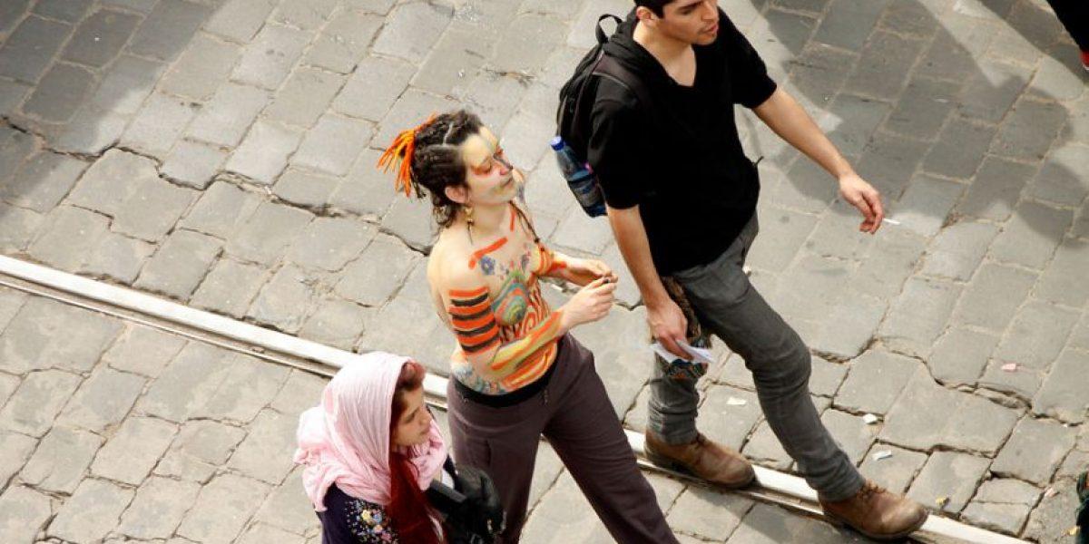 [FOTOS] Estudiantes marchan con