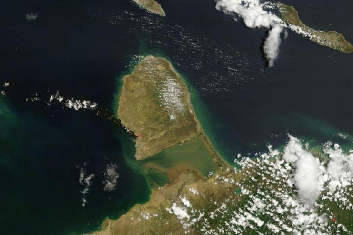 Foto:NASA | TERRA-MODIS. Imagen Por:
