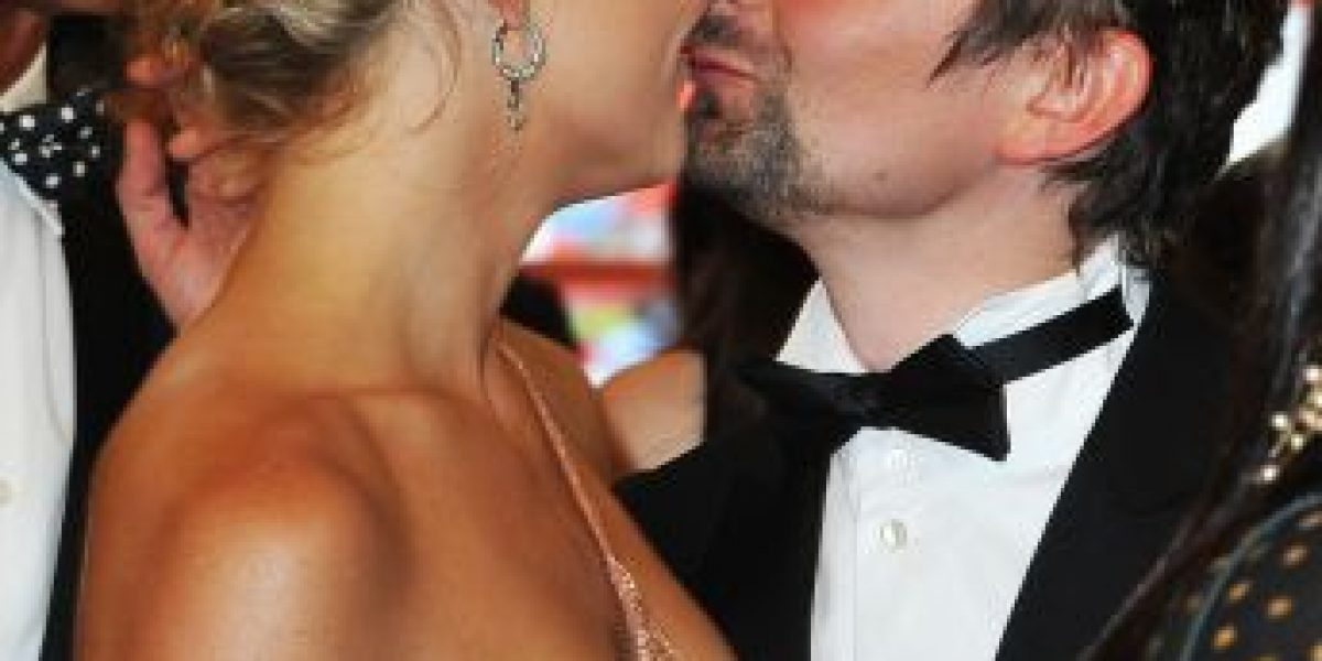 [FOTOS] Matt Bellamy y Kate Hudson son puro amor en Italia