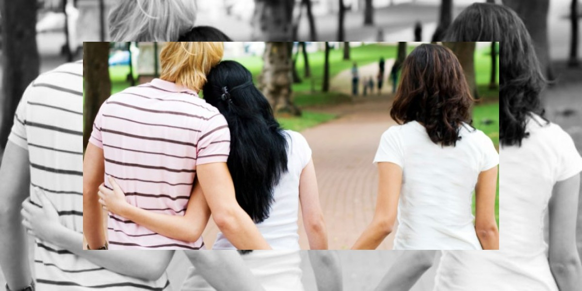 Un trío fue reconocido como relación  amorosa en Brasil