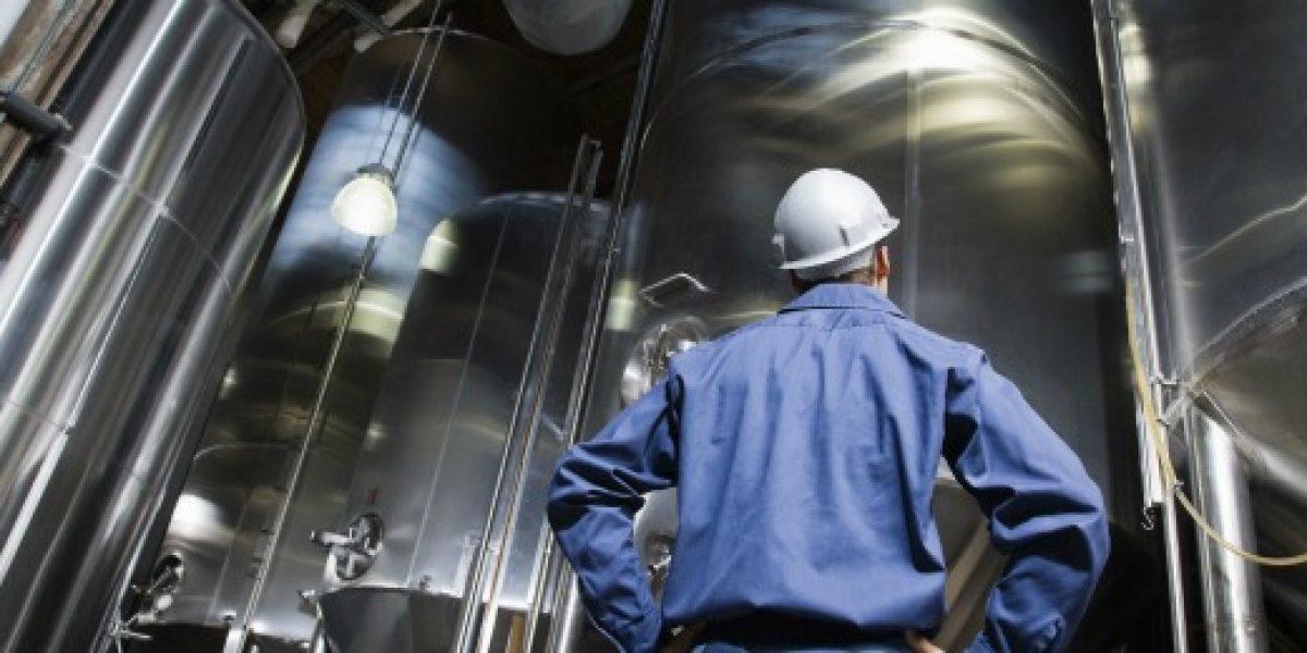 Producción Industrial cae 1,5% en julio