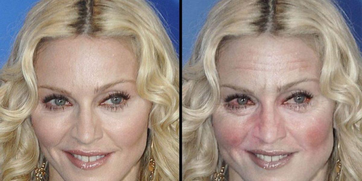 [FOTOS] Así lucirían estos famosos después de 10 años abusando del alcohol