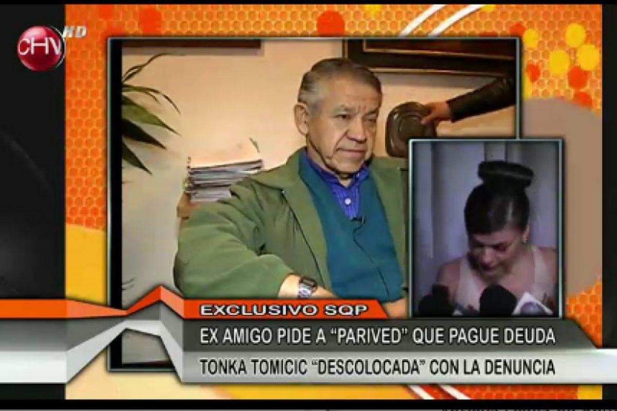Foto:Reproducción CHV. Imagen Por: