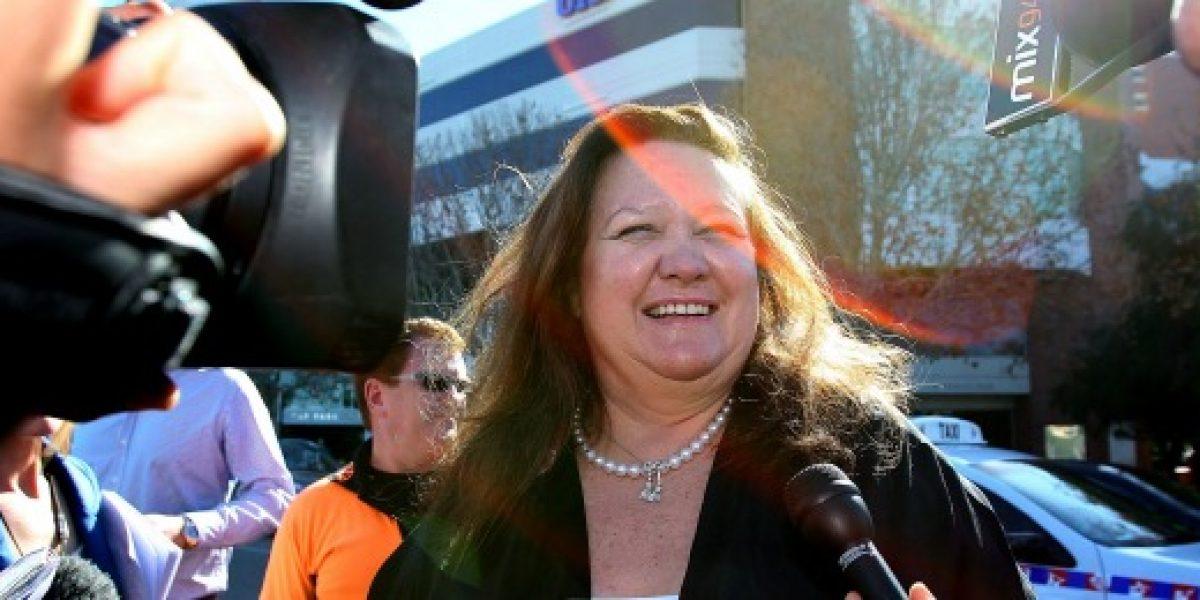La mujer más rica del mundo se burla y pide que bajen el sueldo mínimo