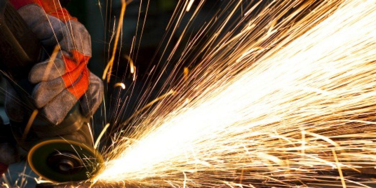 Producción industrial creció 5,1%