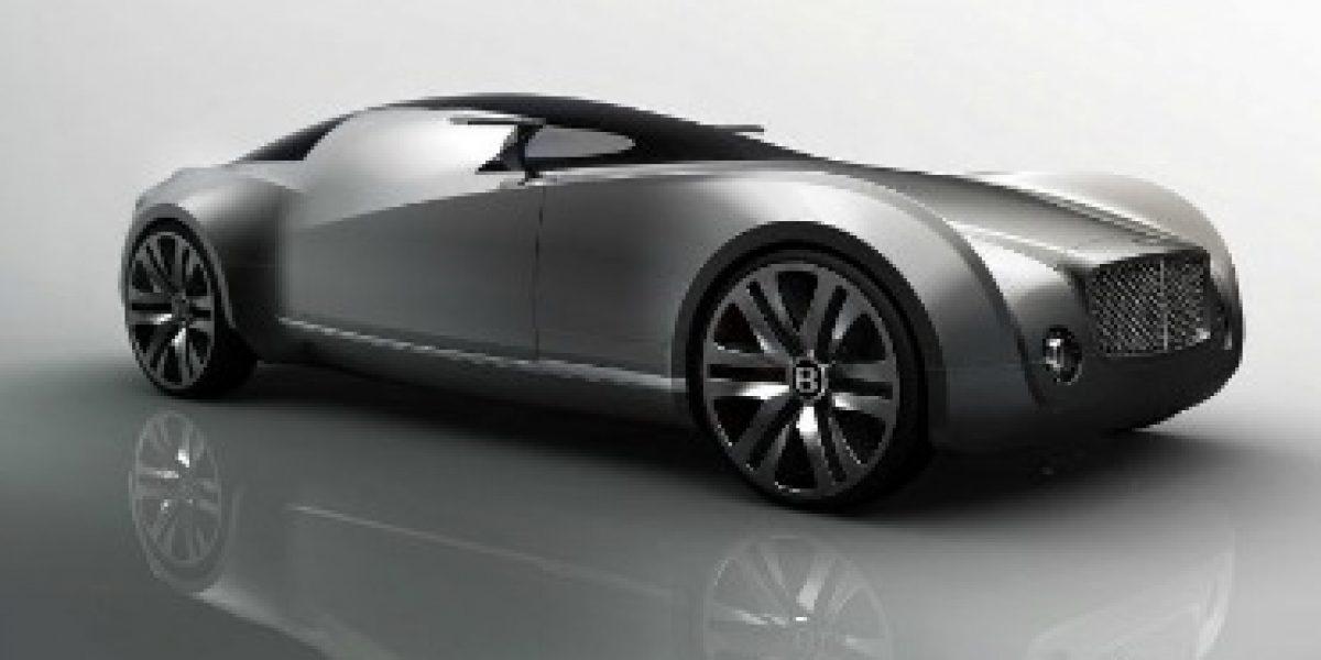 Bentley quiere presentar un súperdeportivo en el Salón de París