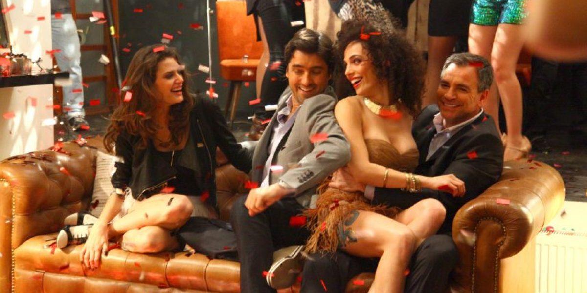 [FOTOS] Zabaleta disfrutará de la soltería con sus amigos en nueva nocturna