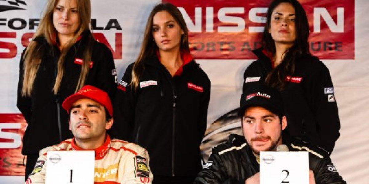 FOTOS: Las guapas chicas de la Fórmula Nissan