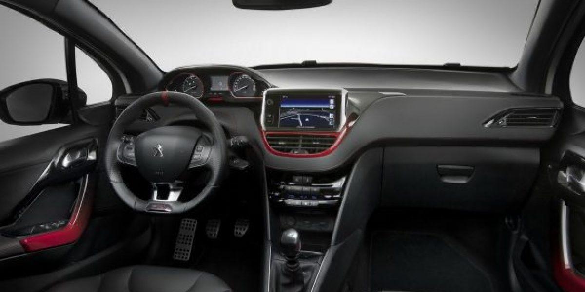 FOTOS: Nuevo Peugeot 208 GTI de 197 HP