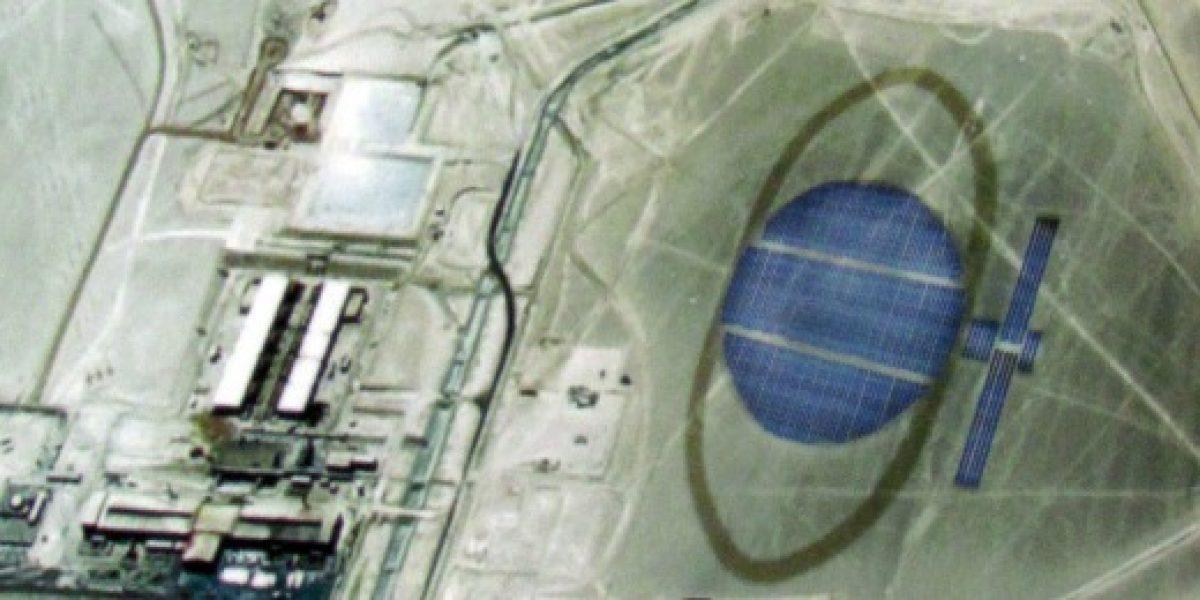 Chile construirá la mayor planta solar térmica del mundo