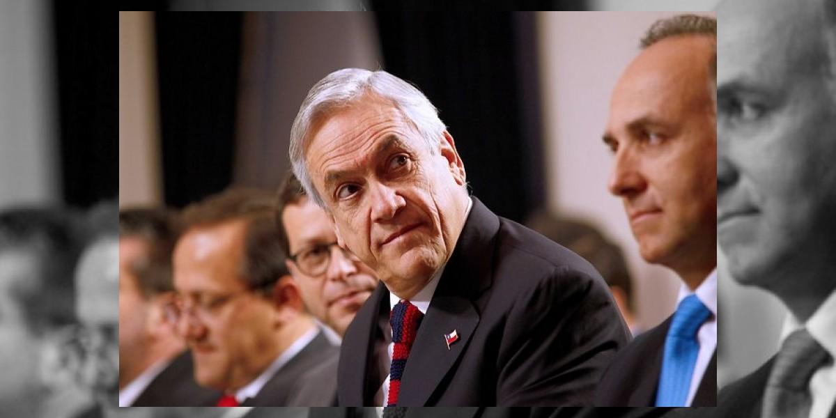 Presidente Piñera deslizó críticas contra la película