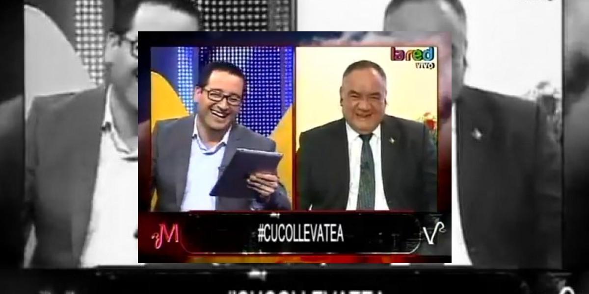[VIDEO] #ElCuco: Alcalde Garrido explicó su impasse con Carola Urrejola