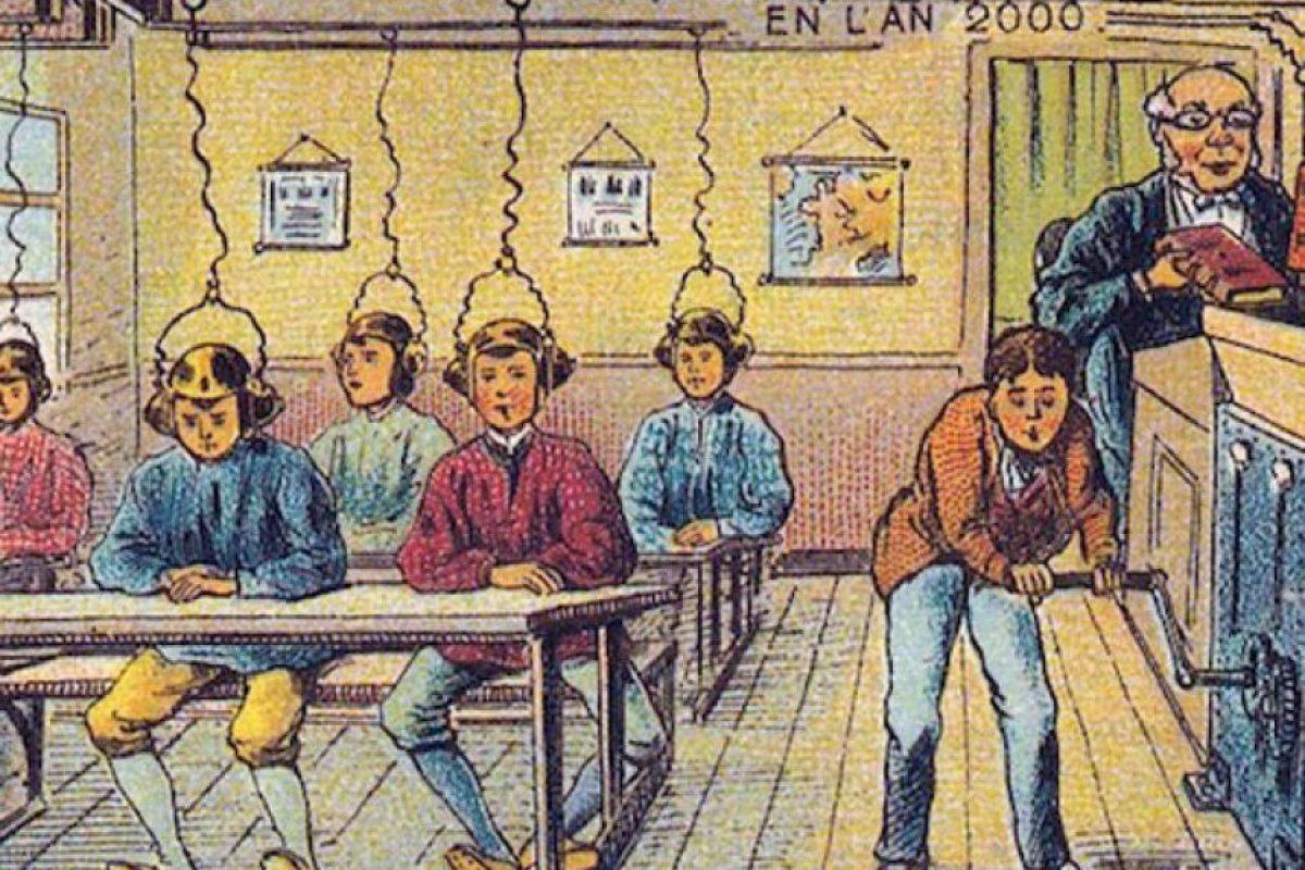 Las escuelas del siglo XXI Foto:Infobae. Imagen Por: