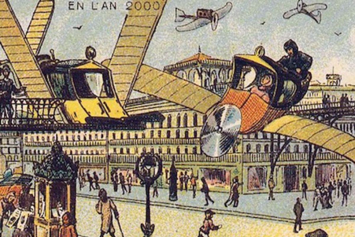 Transporte aéreo cotidiano Foto:Infobae. Imagen Por: