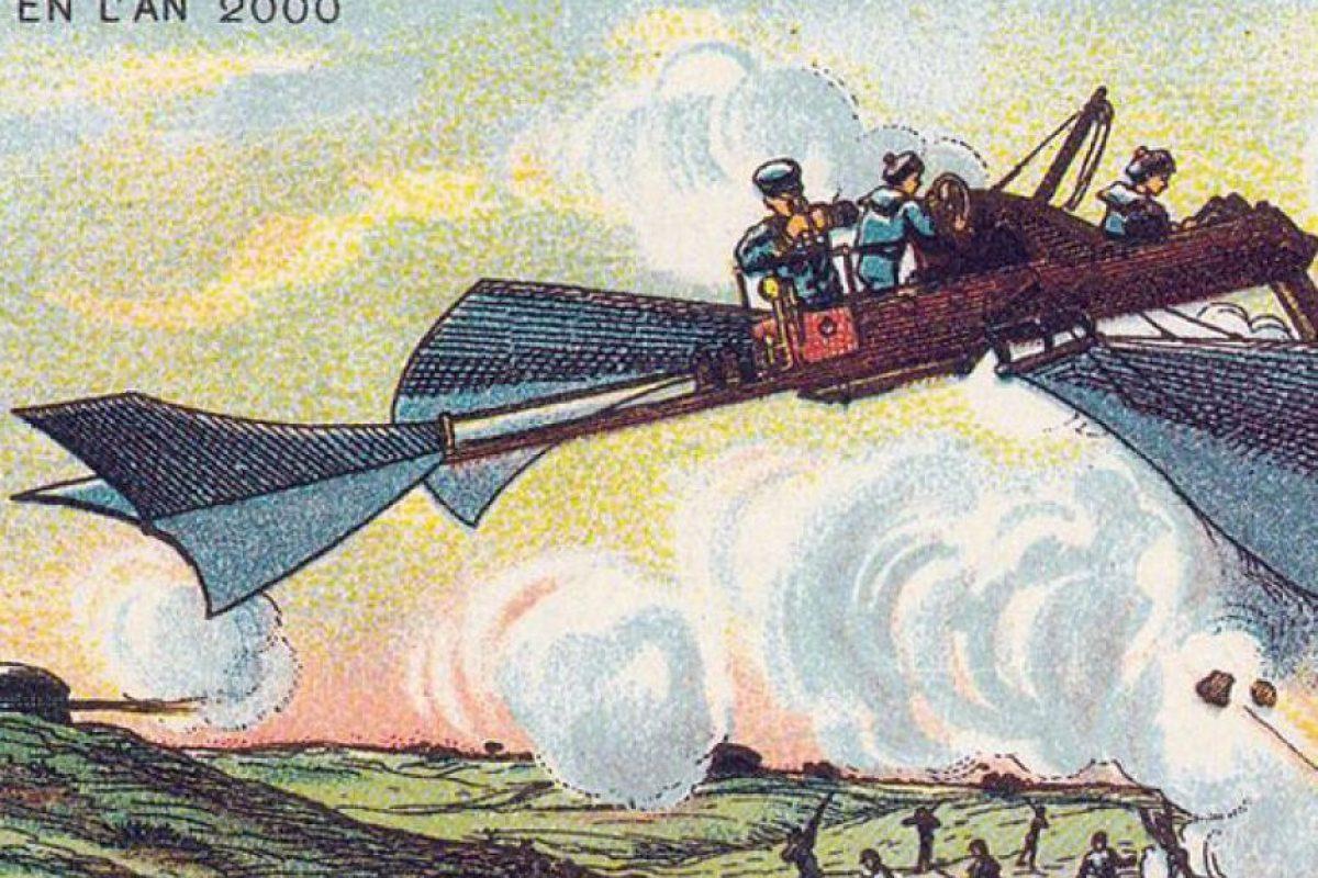 Aviones con bombas Foto:Infobae. Imagen Por: