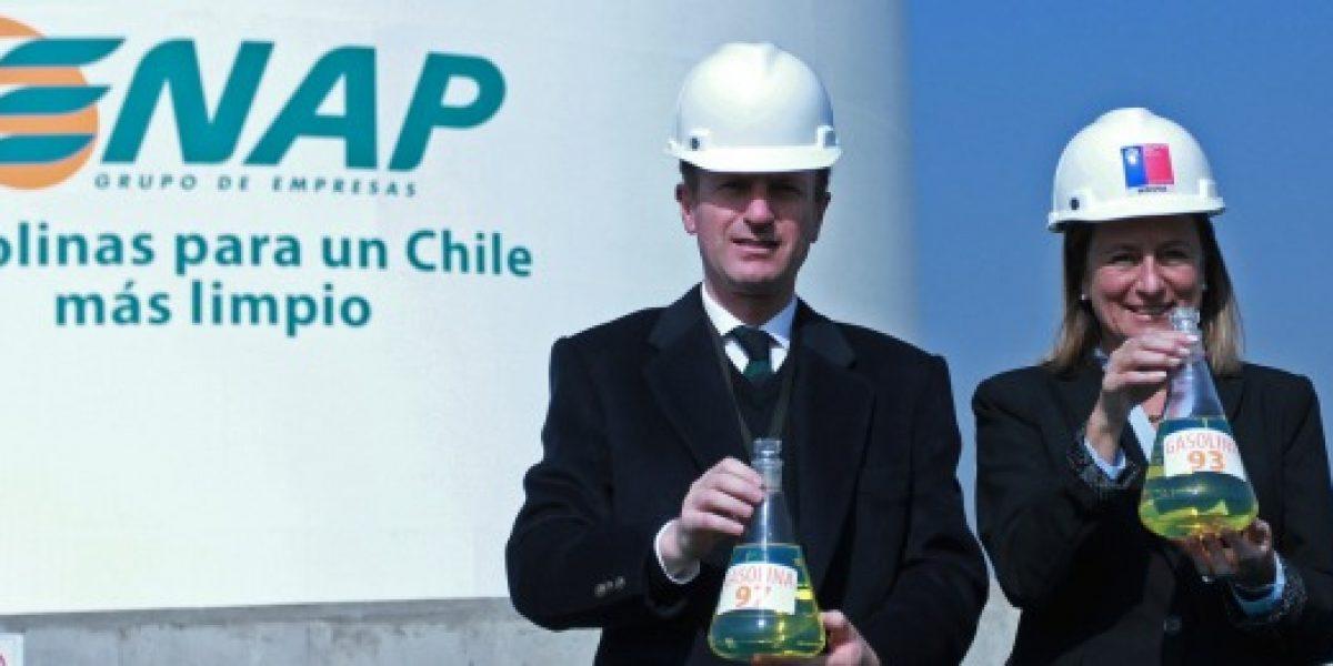 Chile usará de las bencinas más limpias de Latinoamérica