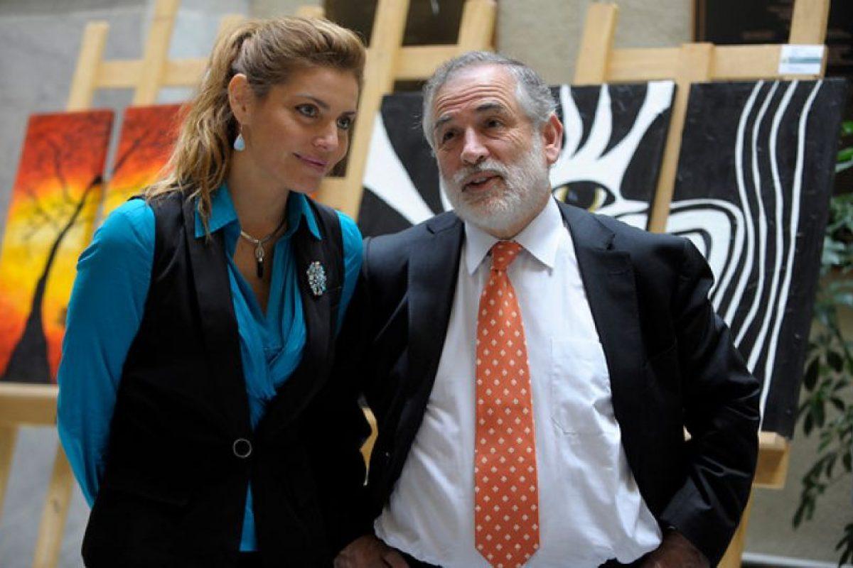 Andrea Molina y Carlos Montes. Imagen Por: