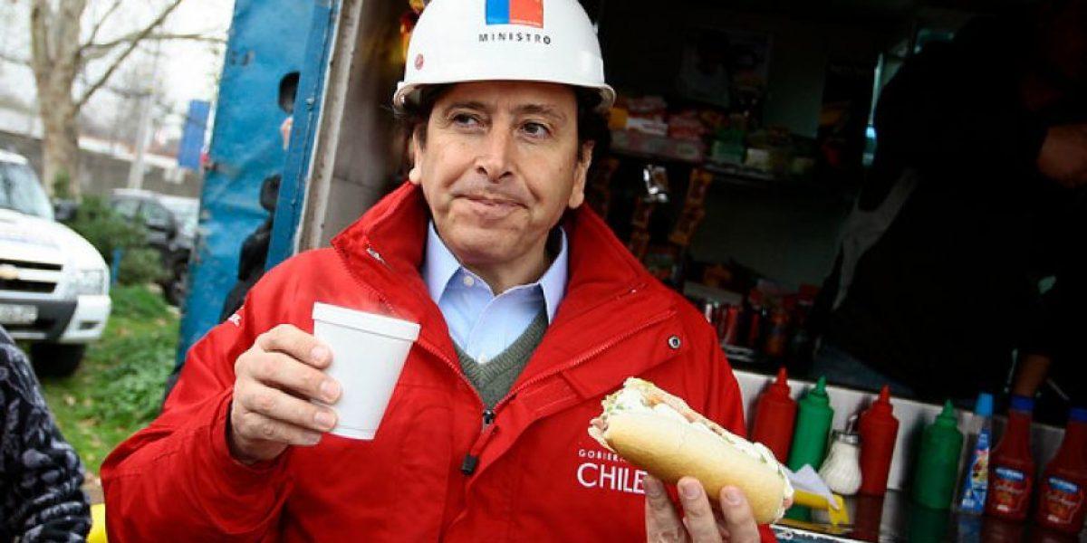 Un día en la política chilena: Revisa 13 fotos curiosas de los protagonistas