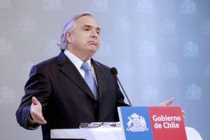 Andrés Chadwick. Imagen Por: