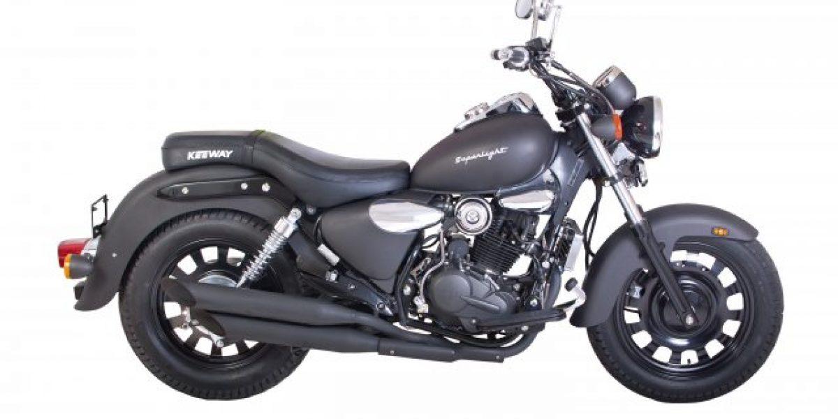Keeway realiza increíble venta especial con motos desde las $699.000