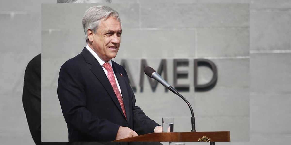 Presidente Piñera invita a Vladimir Putin a Chile