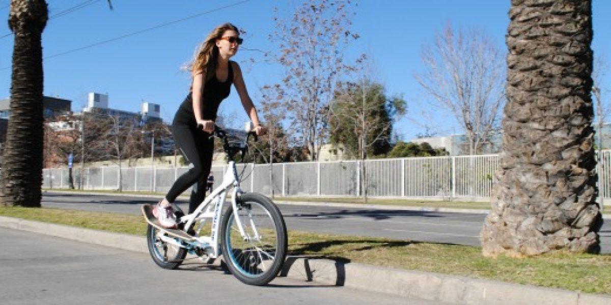 Stepper Bike: el emprendimiento que quema 500 calorías en media hora