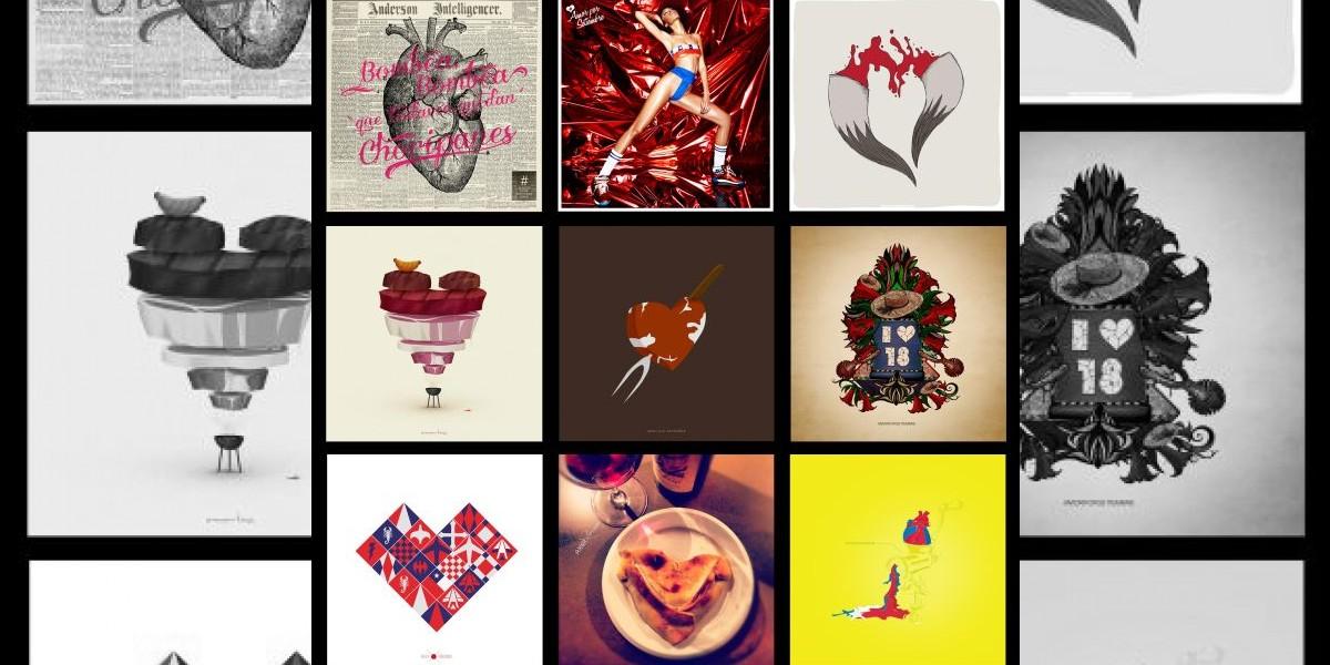 """""""Amor por Setiembre"""": Iniciativa busca plasmar gráficamente el mes de la Patria"""