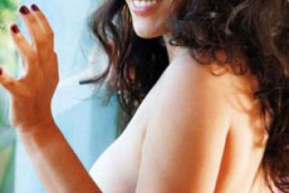 Foto:Revista Interviú. Imagen Por: