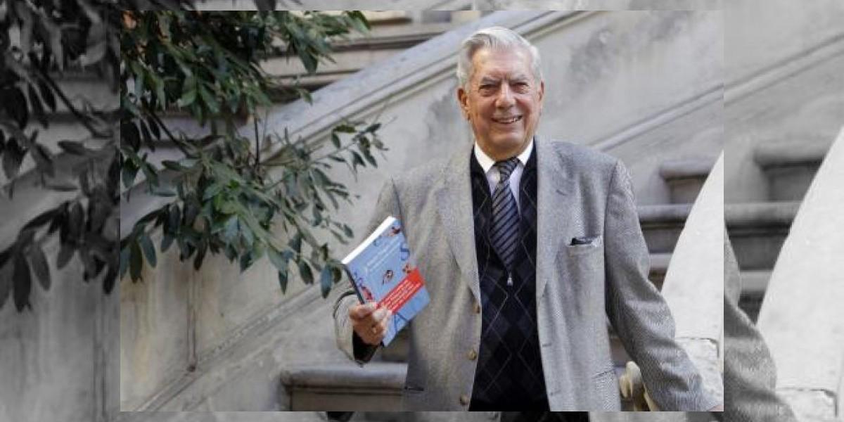 Ganadores del nuevo libro de Mario Vargas Llosa