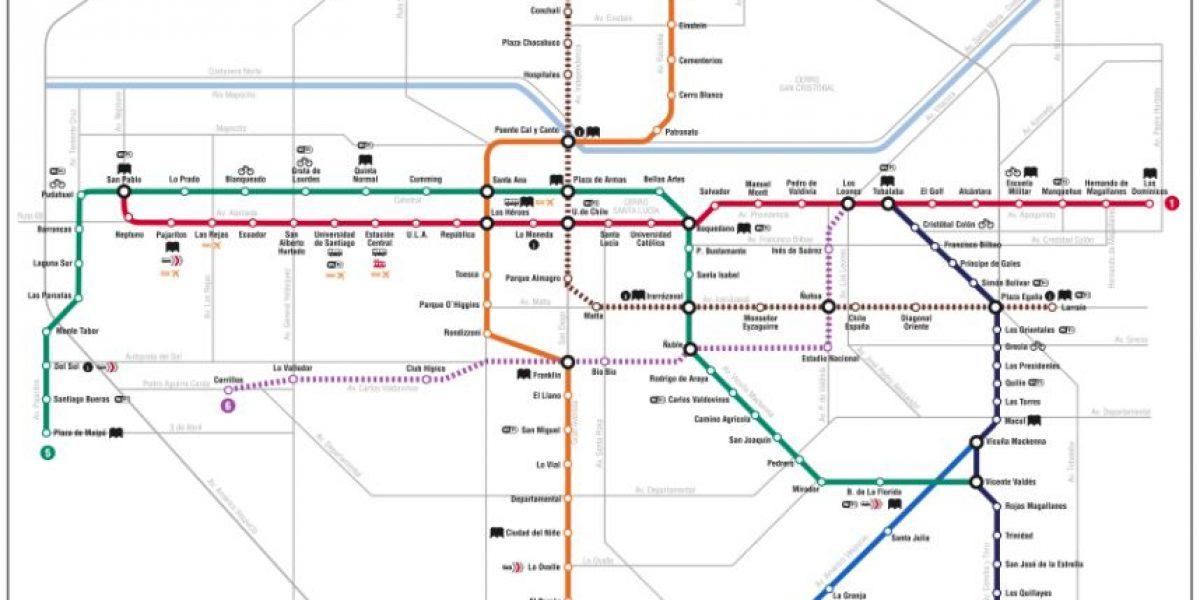 [MAPA] Inician obras de construcción de Línea 3 y 6 del ...