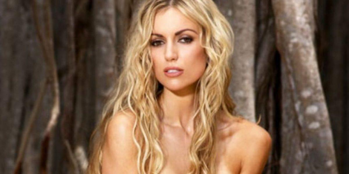 [FOTOS] Convencieron a la ex Miss Mundo 2003 de posar desnuda para Playboy