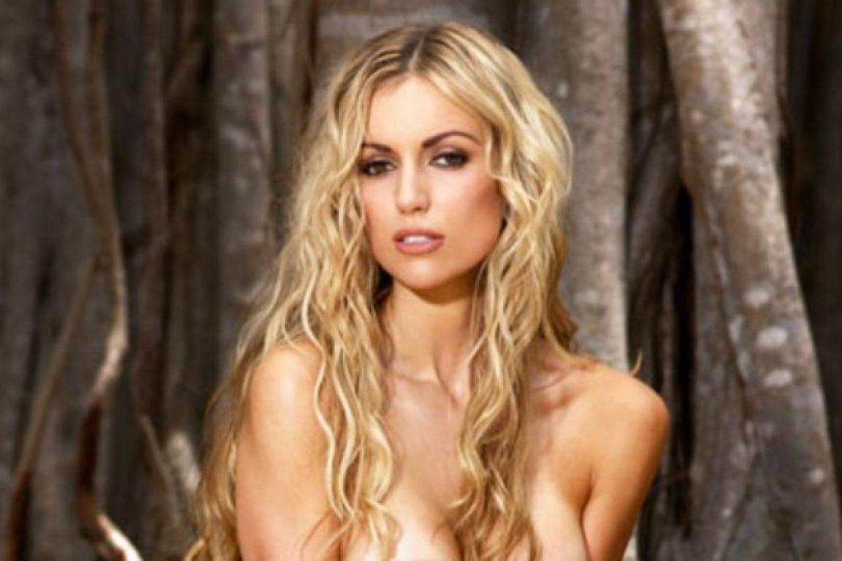 La ex Miss Mundo 2003, la irlandesa Rosana Davison, había sido tentada en varias ocasiones para protagonizar este set fotográfico: una sesión sin ropa para la revista para hombres más famosa del mundo, Playboy Foto:Playboy. Imagen Por: