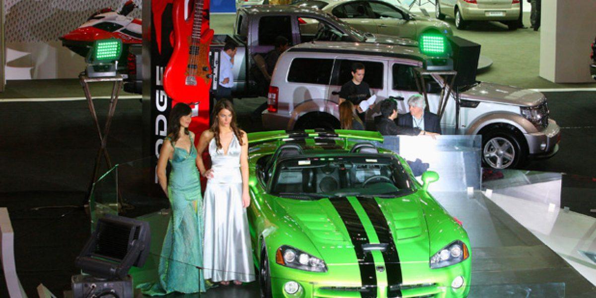 Todo lo que tienes que saber antes de asistir al Salón del Automóvil de Santiago