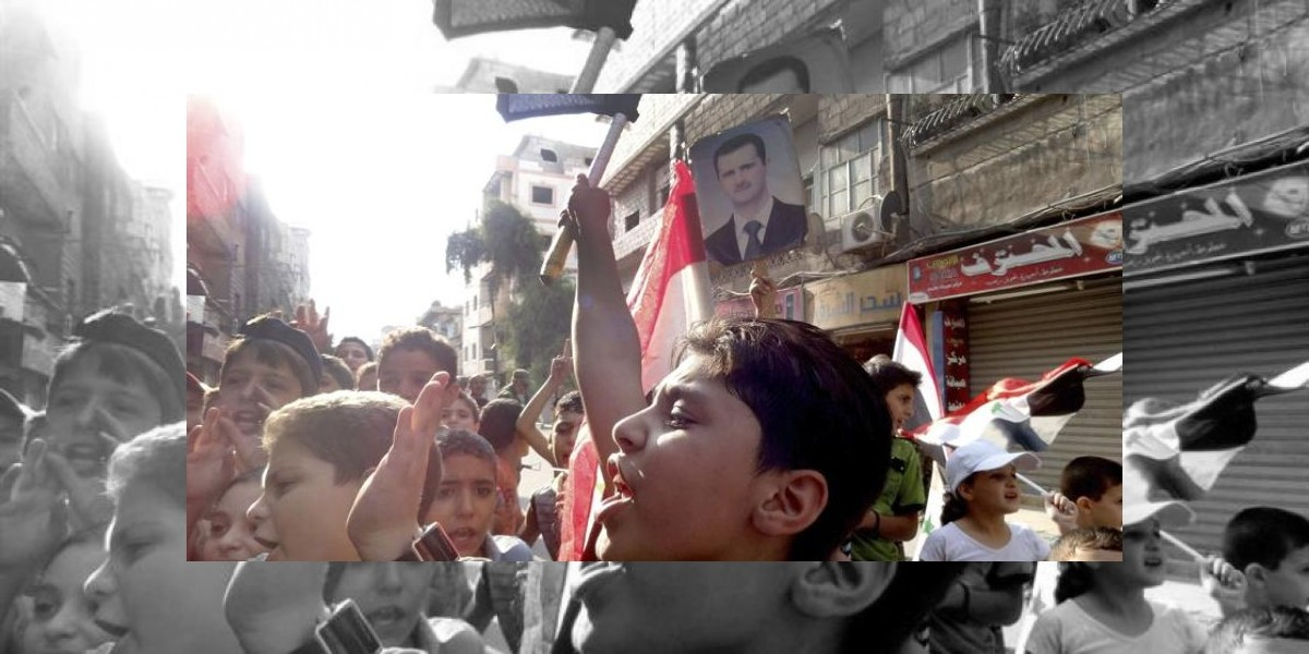 La ONU denuncia que grupos opositores sirios utilizan a niños como soldados