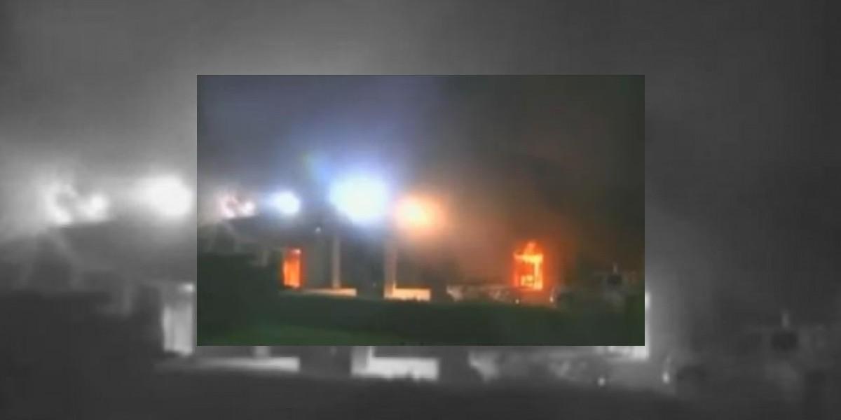 [VIDEO] Difunden video que registró la muerte del embajador de EEUU en Libia